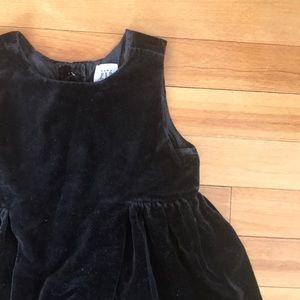 Gap velvet dress